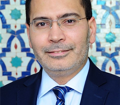 His Excellency Mustapha El Khalfi