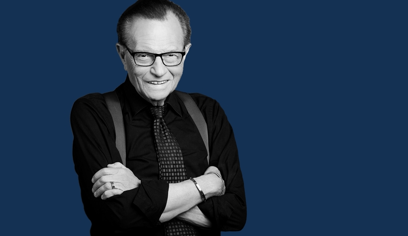 Popular US Media Personality Larry King to Speak at Sharjah's IGCF 2019